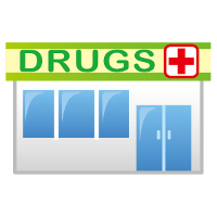 ドラッグストアや薬局で抑毛ローションを見たことがない。