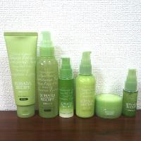 素肌レシピシリーズなどの化粧品でスキンケアは必要。