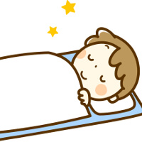 睡眠などの生活習慣を整える。