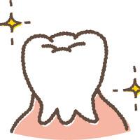 ホワイトニングで歯をキレイにしても。